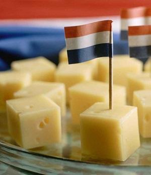 Ostkuber och ostprickar
