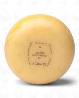 Gouda Natural Farmers Cheese Lunch | 900 grammes / 2 lbs