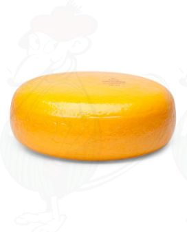 Gouda ost | Hel ost 4,5 kilo / 9.9 lbs