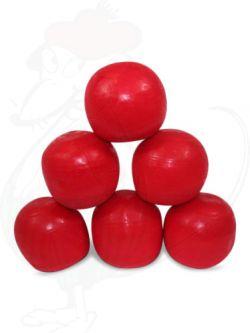 Edamerost Röd - Vikt  1,9 kilo - 4,19 lb av