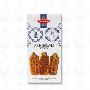 Amsterdamkakor - 140 gram - 4.93 oz | Daelmans