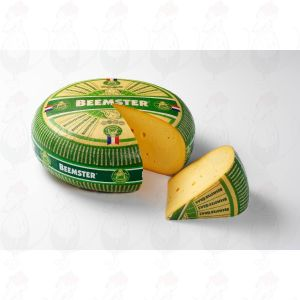 Beemster Grass Cheese | Premium Quality | Entire cheese 13 kilo / 28.6 lbs