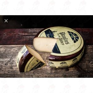 Beer cheese Paulus - Abbey cheese   Entire cheese 2 kilo / 4.4 lbs