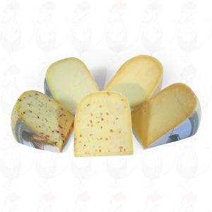 Stort biologiskt ostpaket - ko