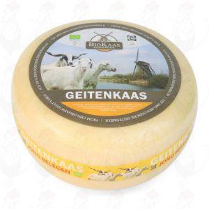 Biologisk getost | Hela ost 5,4 kilo