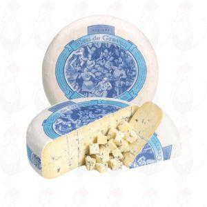 Blue de Graven - Holländsk Blåmögelost - Vegetarisk Ost