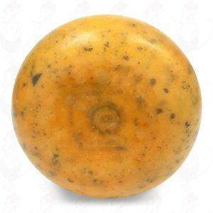 Gouda Nettle Farmers Cheese Lunch | Premium Quality | 900 grams / 2 lbs