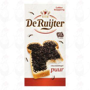 De Ruijter Chocoladehagel Puur 240g
