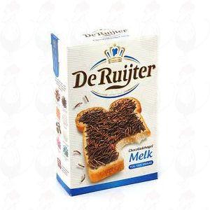 De Ruiter chocoladehagel Melk