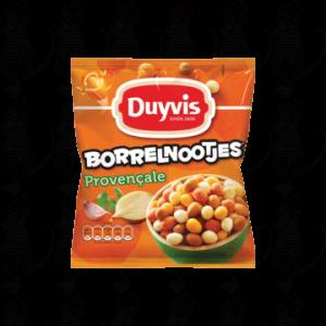 Duyvis Borrelnootjes Provençale 300g