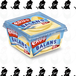 Cheese Spread Eru 15+ Balance | Natural | 100 gram