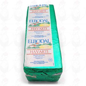 Tilsiter Havarti   Entire cheese 8 kilo / 17.6 lbs