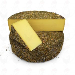 Hayflower cheese