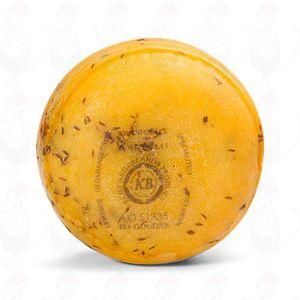 Gouda Cumin Pounds Farmers Cheese   400 grammes / 0.88 lbs