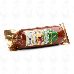 Rökt Goudaost | Premiumkvalitet - Korvpaketerade | 500 gram