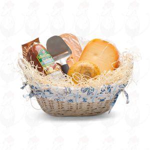 Dutch cheese hamper