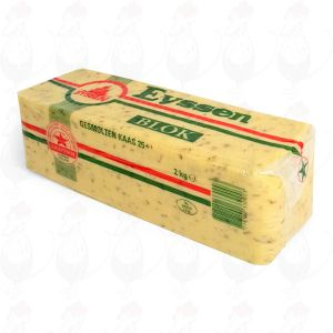 Crustless Gouda Cumin Cheese 20+