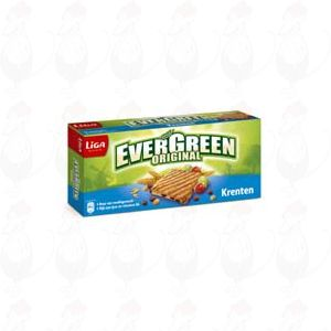 Liga Evergreen krenten 225 gr