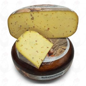 Nut blend cheese