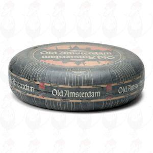 Åldrad Amsterdamost | Premiumkvalitet | Hela ost 11 kilo