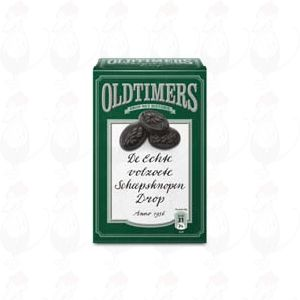 Oldtimers THE REAL FULL SWEET Scheepsknopen Drop - 225 gram