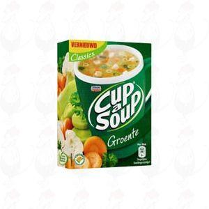 Unox Cup a Soup groente 3 x 18 gram