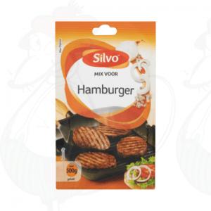 Silvo Mix voor Hamburger 40g