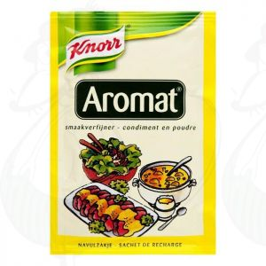 Knorr Smaakverfijner Aromat Navulverpakking 38g