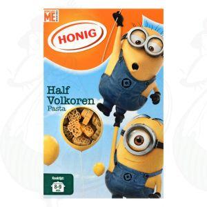 Honig Half Volkoren Pasta 350g
