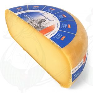 Matured Gouda Organic Biodynamic cheese - Demeter