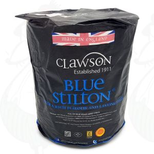 Blue Stilton | Entire cheese  8 kilo / 17.6 lbs
