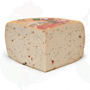 Tomat/Oliv-ÖrtOst - Gouda | Premiumkvalitet