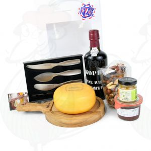 Goodiebag Cheese and port