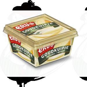 Cheese Spread Eru 48+ Goudkuipje | Natural | 100 gram