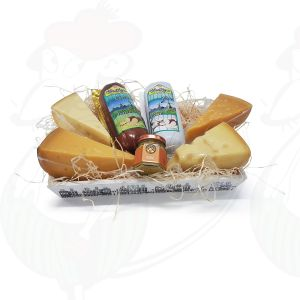 Gift Crate of cheese
