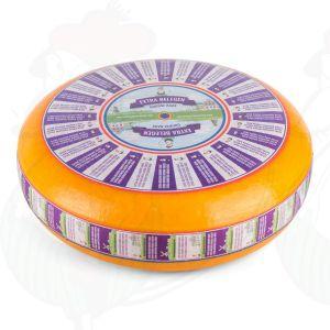 Fullt Lagrad Goudaost | Premiumkvalitet | Hela ost 11 kilo