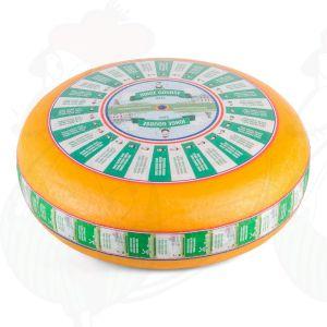 Ung Goudaost | Premiumkvalitet | Hela ost 12 kilo