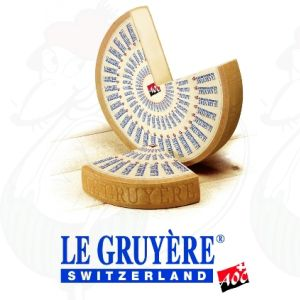 Gruyère Cheese - Swiss