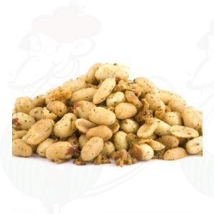 Herb peanuts with onions and garlic | 500 gr