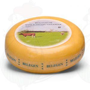 Denna lagrade biologiska | Hela ost 5,4 kilo