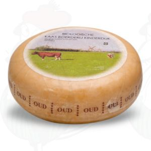 Lagrad biologisk ost | Hela ost 4,5 kilo