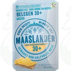 Sliced Maaslander Cheese Matured 30+ | 175 grams in slices