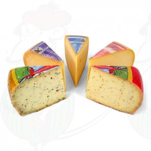 Large Low fat cheese package
