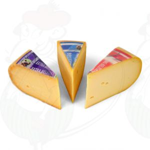 Low fat cheese package