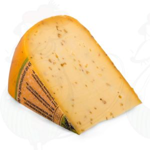 Natriumsnål Kumminost - saltfri ost