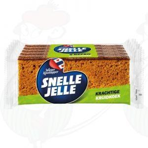 Snelle Jelle Kruidkoek Naturel 5-pack 350g