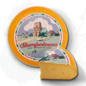 Stompetoren Young | North Holland cheese