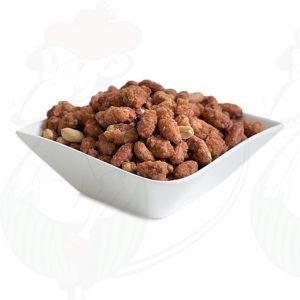 Kanderade jordnötter